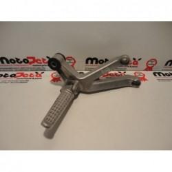 Pedana posteriore dx right footpeg footboard Honda cbr900rr 954 02 03