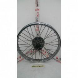 Cerchio anteriore ruota wheel felge rim front Yamaha XL 600 storto