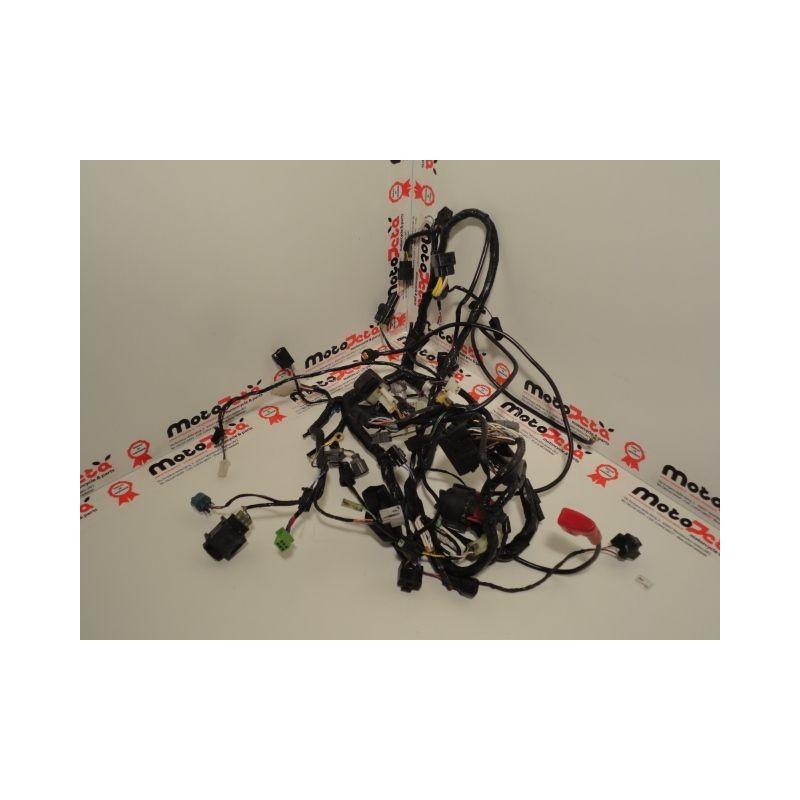 Impianto elettrico cablaggio electric system wiring  Verdrahtung Kawasaki Ninja 250 08-12