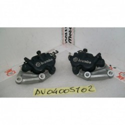 Pinze freno anteriori Front brake calipers Ducati Monster 1100 Evo 696 796