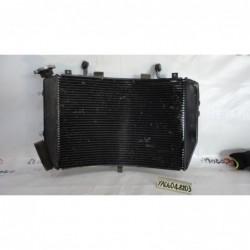 Radiatore acqua Water Radiator Yamaha R1 07 08 Ammaccato Damage