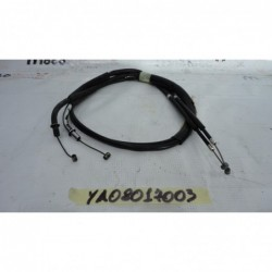 Cavi comando valvola scarico control exhaust valve cables Yamaha FZS 1000 Fazer