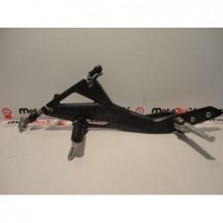 Pedana Anteriore sinistra Front footpeg footrest Honda Cbr 600 f 11 12