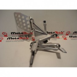 Pedana destra freno brake footpeg bracket rechter footrest Honda cbr1000rr 04 05