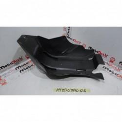 Plastica Protezione motore Plastic engine guard Ktm 450 Exc 10 11