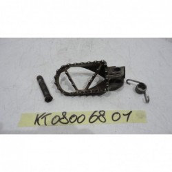Pedana anteriore Sinistra brake Left footpeg Ktm 450 Exc 10 11