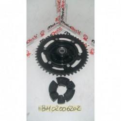 Corona Portacorona parastrappi Crown Sprocket Bmw G 650 Gs 10 16
