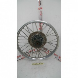 Cerchio anteriore ruota wheel felge rims front Kawasaki KLR 600 85 89