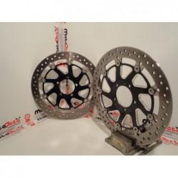 Dischi Freno Anteriori Brake Rotor Front Bremsscheiben Ducati Diavel Carbon