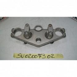 Piastra di sterzo Steering plate Suzuki V strom 1000 DL 06 08