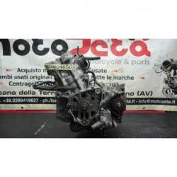 Motore completo complete engine Honda Hornet 600 99 02