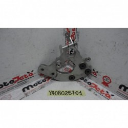 Supporto Pedana sinistra support left footpeg Yamaha MT 01