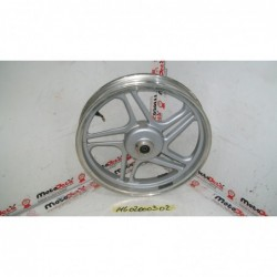 Cerchio anteriore ruota wheel felge rims front Malaguti centro 125 IE 07 11