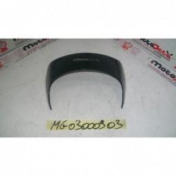 Plastica copertura strumentazione faro carena plastic cover instrumentation headlight fairing Malaguti centro 125 IE 07 11