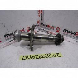 Asse Perno ruota Ducati Wheel spindle hub Hypermotard 1100 796