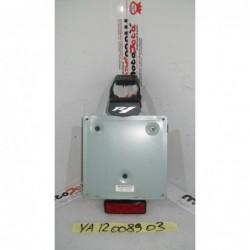 Portatarga plate holder Yamaha YZF R1 09 12