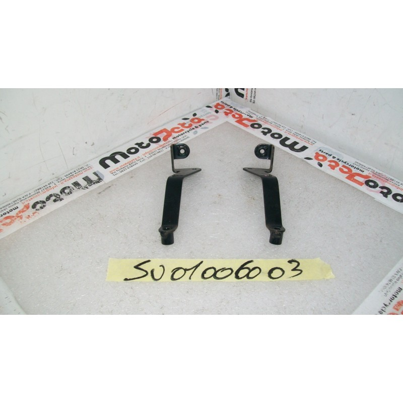 Staffe Supporto interno cupolino fairing Brackets internal Burgman 125 02-06