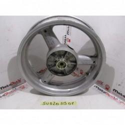 Cerchione Posteriore Wheel Rim Suzuki GSX 600 F 98 03