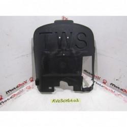 Plastica sottopedana verkleidung plastic under raised Kymco Agility 50 125 08 17