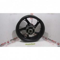 Cerchio posteriore wheel felge rims rear Honda Hornet 600 07 10