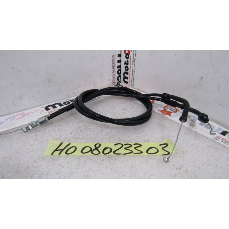 Cavi comando gas Throttle control cable Honda Hornet 600 07 10