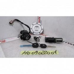 Kit Chiavi Lock key Schloßsatz Honda Hornet 600 07 10