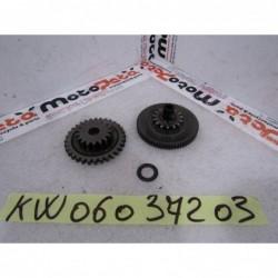 Ingranaggio motorino avviamento Starter motor gear Kawasaki ZX 10 R 08 09