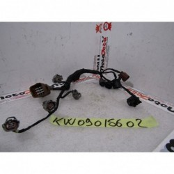 Cablaggio iniettori corpo farfallato Injector wiring Kawasaki ZX 10 R 08 09