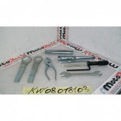 Kit chiavi manutenzione Tools set Kawasaki Z 750 07 14