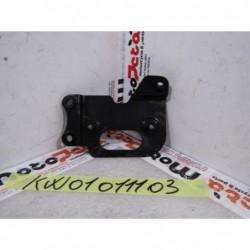 Staffa regolatore tensione Voltage regulator bracket Kawasaki ZX 10 R 08 09