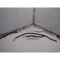 Tubi freno posteriore ABS Rear brake hoses ABS Kawasaki ZX 10 R 08 09