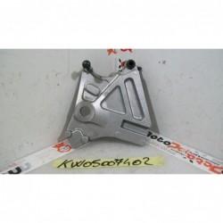 Supporto pinza freno posteriore Rear brake caliper holder Kawasaki ZX 10 R 08 09
