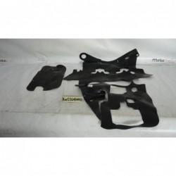 Tappetino gomma coprimotore Engine rubber mat pad Kawasaki ZX 10 R 08 09