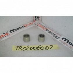 Distanziali spessori cerchio ant. Front wheel spacers Triumph Daytona 06 12