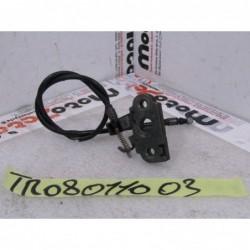 Cavo gancio sella Saddle opening cable Triumph Street Triple 1050 05 10