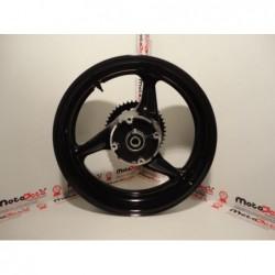 Cerchio posteriore ruota wheel felge rims rear Honda Cbr 600 f 01-07(corona non compresa)