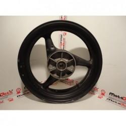 Cerchio  anteriore ruota originale wheel felge rims front Honda CBR 600 F 01-06(GRIGIO ANTRACITE)