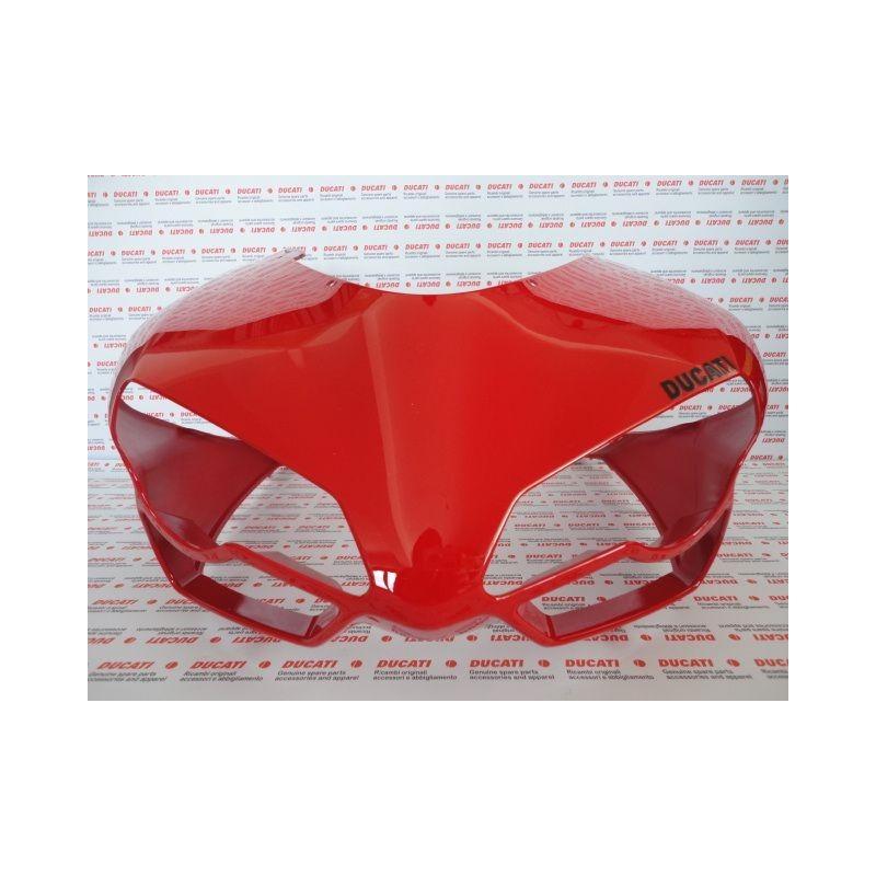 Cupolino carena front upper fairing nose verkleidung Ducati 848 evo 1098 1198