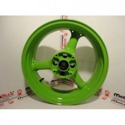 Cerchio posteriore ruota wheel felge rims rear Kawasaki Ninja ZX6R 98 02