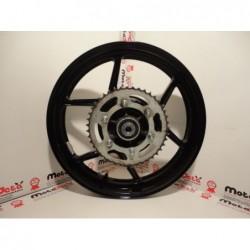Cerchio posteriore ruota wheel felge rims rear Kawasaki Ninja 250 08-12(CORONA NON COMPRESA)