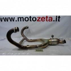 Collettore di scarico Exhaust manifold BMW R 1200 GS 05 09
