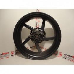 Cerchio posteriore ruota wheel felge rims rear Aprilia Sl 1000 Falco 00-04