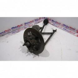 Braccio sospensione mozzo destro right hub suspension arm Lieger X-T00 r s
