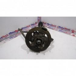 Braccio sospensione mozzo sinistro left hub suspension arm Lieger X-T00 r s