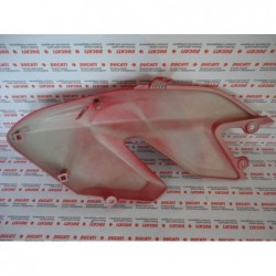 Carena fiancata destra verkleidung right fairing hull Ducati Hypermotard 796