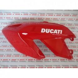 Carena fiancata sinistra verkleidung left fairing hull Ducati Hypermotard 796