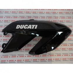 Carena fiancata destra verkleidung fairing hull Ducati Hypermotard 1100