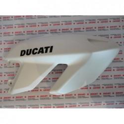 Carena fiancata destra verkleidung fairing hull Ducati Hypermotard 796 new