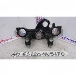 Piastra superiore forcella Upper plate forks Honda Dominator 650 91 95