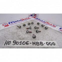Bulloni disco freno posteriore Brake rotor bolts Honda Hornet 600 05 06